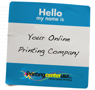 About us your online printing company
