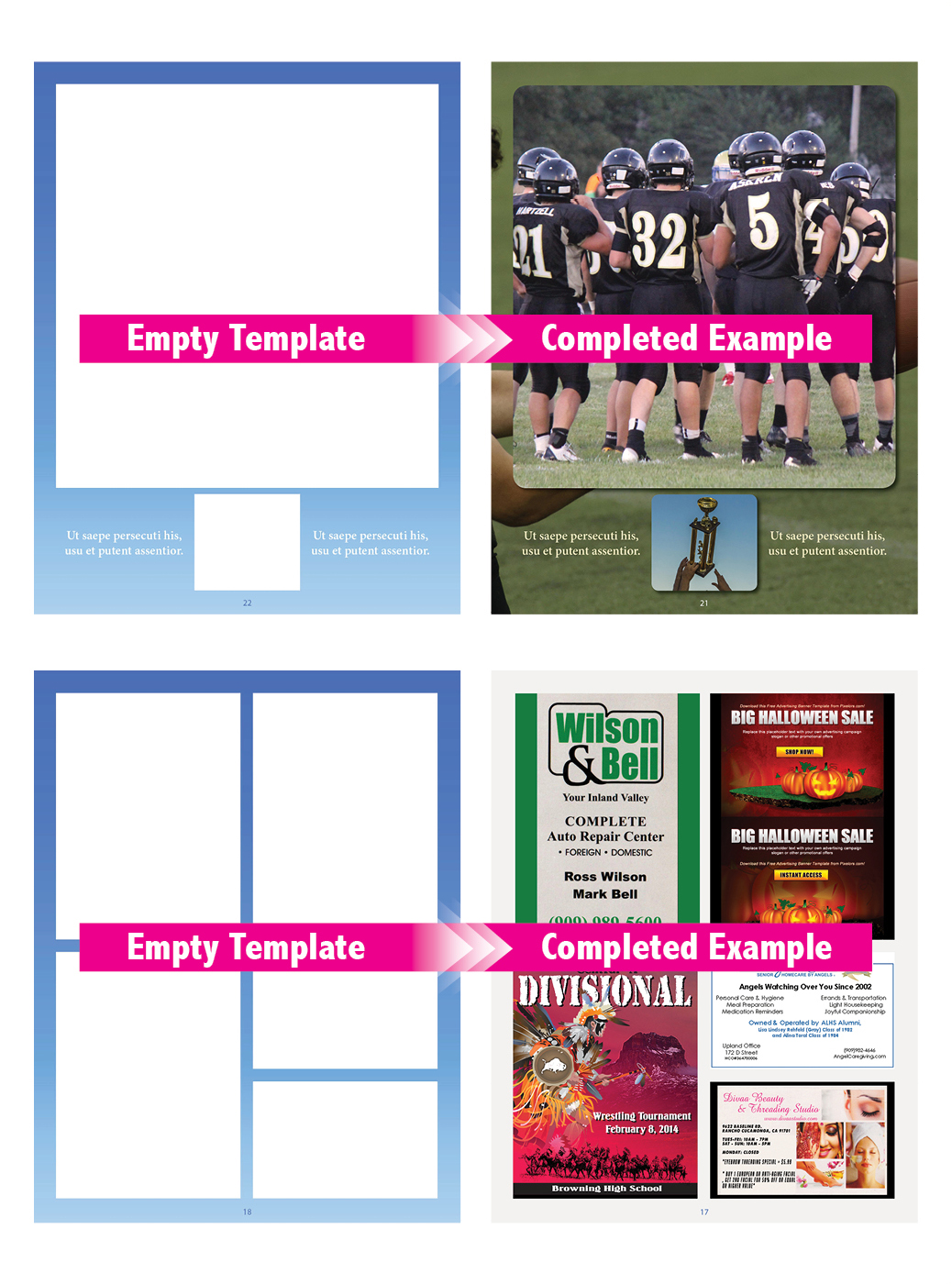 Custom Newsletter Templates  Example Of Newsletter Templates