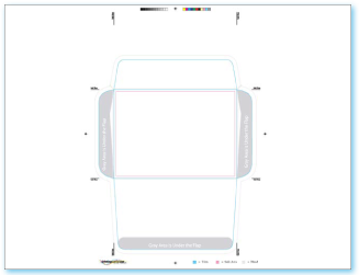 Envelope Templates PrintingCenterUSAcom - A7 envelope template indesign