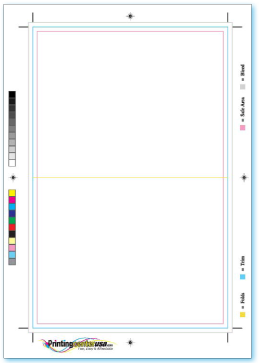Note Card Template | Note Card Templates Printingcenterusa Com