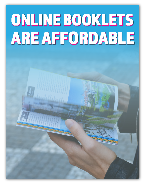 Online Booklet Printing is Affordable