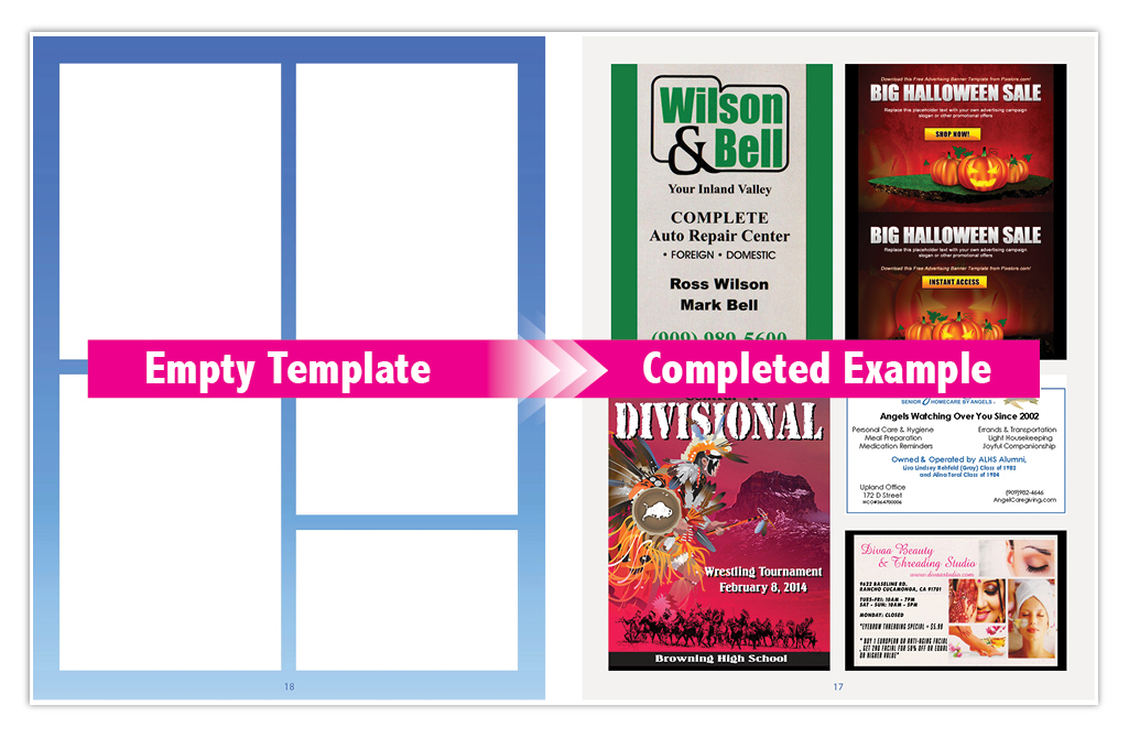 Booklet Printing Free Templates