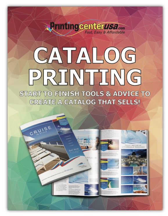 Catalog Printing White Paper Guide Download