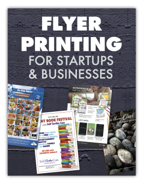 Flyer Printing for Businesses & Startups