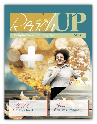 Reach Up Online Magazine Printing Example Flipbook