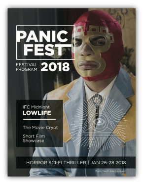 Panic Festival Event Photo Book Example