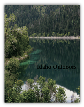 Idaho Outdoors Customer Photo Book Example