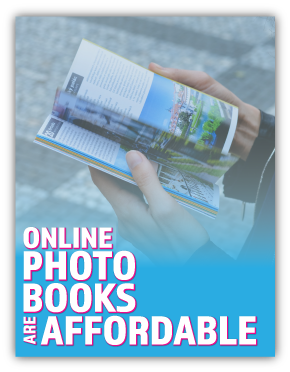 Online Photo Books ARE Affordable