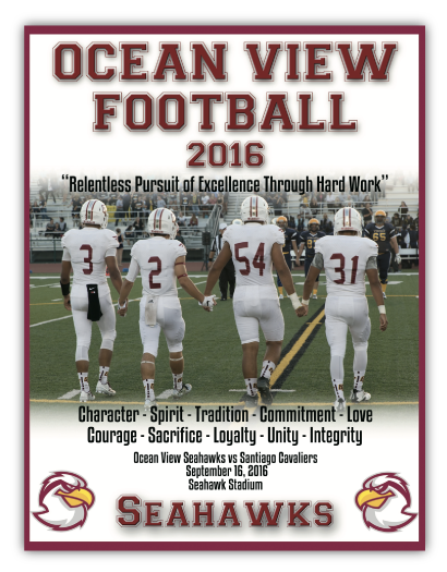Football Program Printing Example Case Study