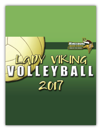 Volleyball Program Example Flipbook