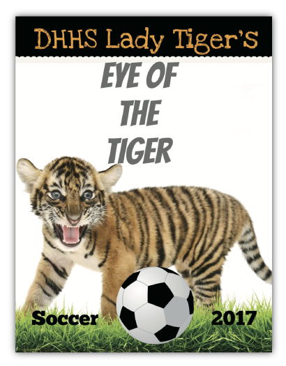 Soccer Program Printing