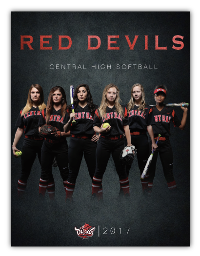 Softball Program Printing