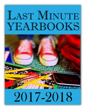 Order Your Last Minute Yearbooks Online