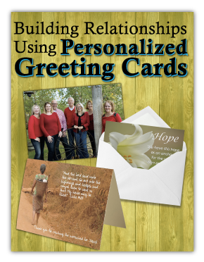 How to Use Greeting Cards to Build Relationships with Customers